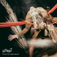 نمایش مجلس قربانی سنمار | عکس