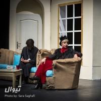 نمایش دپوتات | گزارش تصویری تیوال از نمایش دپوتات (سری دوم) / عکاس: سارا ثقفی | عکس