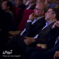 گزارش تصویری تیوال از مراسم اختتامیه دومین جشنواره فیلم سلامت (سری نخست) / عکاس: سارا ثقفی | عکس