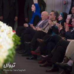 گزارش تصویری تیوال از مراسم اختتامیه دومین جشنواره فیلم سلامت (سری نخست) / عکاس: سارا ثقفی   عکس