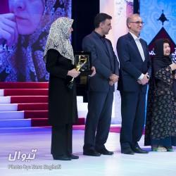 گزارش تصویری تیوال از مراسم اختتامیه دومین جشنواره فیلم سلامت (سری دوم) / عکاس: سارا ثقفی   عکس