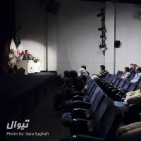 گزارش تصویری تیوال از جلسه نقد و بررسی فیلم میانبرِ میک در موزه هنرهای معاصر / عکاس: سارا ثقفی | عکس
