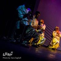کنسرت-نمایش افسانه های خلیج | عکس