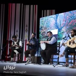 گزارش تصویری تیوال از اختتامیه نهمین جشنواره طنز سوره (سری سوم) / عکاس: سارا ثقفی | عکس
