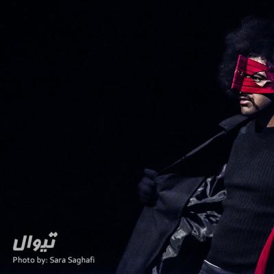 گزارش تصویری تیوال از نمایش مصاحبه / عکاس: سارا ثقفی | عکس