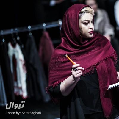 گزارش تصویری تیوال از نمایش مزون / عکاس: سارا ثقفی | عکس