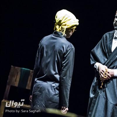 گزارش تصویری تیوال از نمایش چهار صندوق / عکاس: سارا ثقفی | عکس