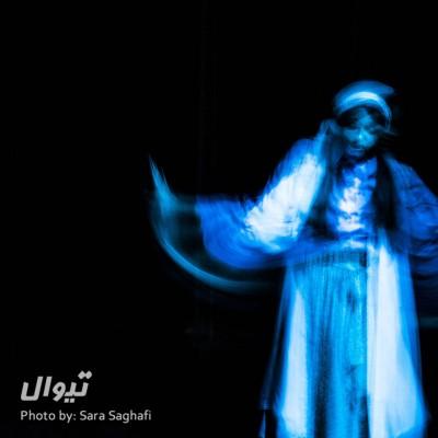 گزارش تصویری تیوال از نمایش روح مچاله / عکاس: سارا ثقفی | عکس