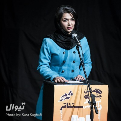 گزارش تصویری تیوال از اختتامیه هفتمین جشنواره تئاتر ثمر (سری دوم) / عکاس: سارا ثقفی | عکس