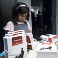 گزارش تصویری تیوال از مراسم رونمایی سالنامهی «در چارراه فصول» / عکاس: سارا ثقفی | عکس