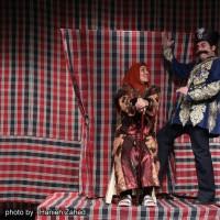 نمایش حکایت فین به روایت جن جین |  گزارش تصویری تیوال از نمایش حکایت فین به روایت جن جین (سری دوم) / عکاس: حانیه زاهد | عکس