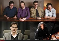کنسرت بزرگ ارکستر سمفونیک و کر آیسو با کوارتت کاسته | آثار آهنگسازان ایرانی به رهبری کریستین شولتز اجرا میشود | عکس