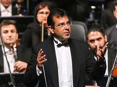 عکس کنسرت ارکستر سمفونیک تهران (رهبر میهمان: پژمان معمارزاده)