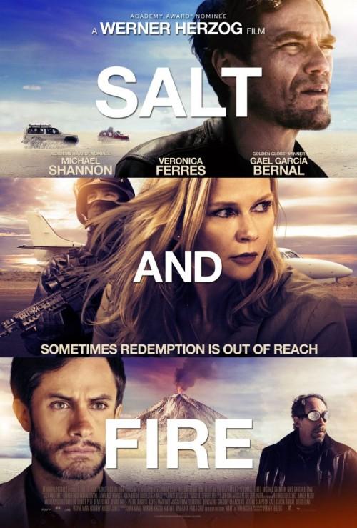 عکس فیلم نمک و آتش