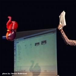 نمایش شازده فیل هوا میکند | عکس