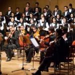عکس کنسرت کارمینا بورانا