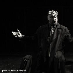 نمایش روز مرگ در داستان هملت | عکس