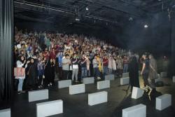 نمایش لامبورگینی | دعوت اشکان خطیبی از اعضای جدید شوراى شهر براى دیدن لامبورگینى  | عکس