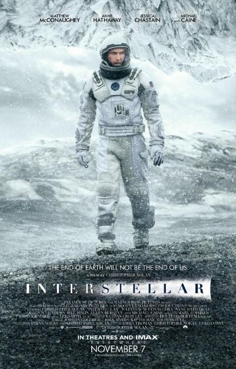 عکس فیلم بین ستارهای