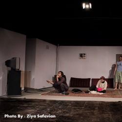 نمایش خانه آقای کرمی | عکس