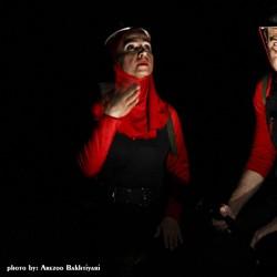 نمایش دو لیتر در دو لیتر صلح | عکس