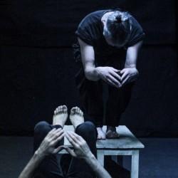 نمایش رقص مرگ، بی لالا | عکس
