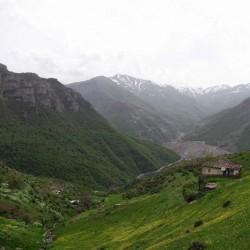 گردش یک سفر یک کتاب |آبشار هریجان - با یوسف علیخانی| | عکس
