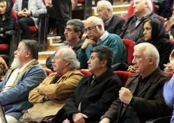 تجلیل از هنرمندان مازندرانی عرصه سینمای کشور صورت  پذیرفت | عکس