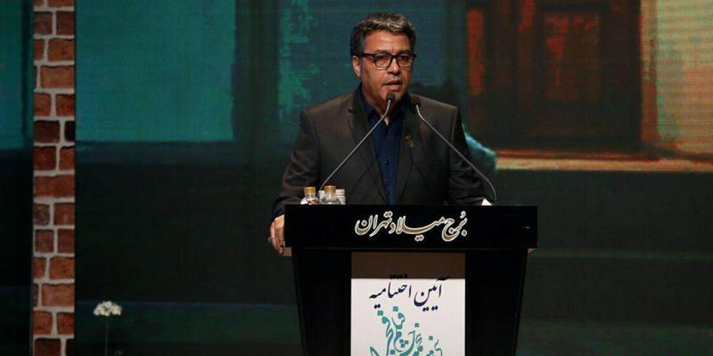 متن کامل سخنان دبیر جشنواره در اختتامیه فجر 35 | عکس