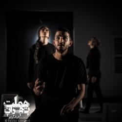 نمایش هملت، تهران ۲۰۱۷   گفتگو با سینا ساعی بازیگر نمایش «هملت،تهران۲۰۱۷»   عکس