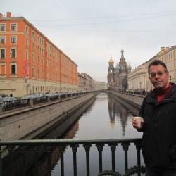 گردش روسیه | مسکو و سن پیترزبورگ | نوروز ۹۷ | عکس