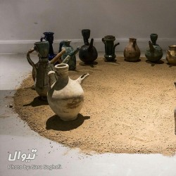 گزارش تصویری نمایشگاه سرامیک بنیان مرز/عکاس: سارا ثقفی  | عکس
