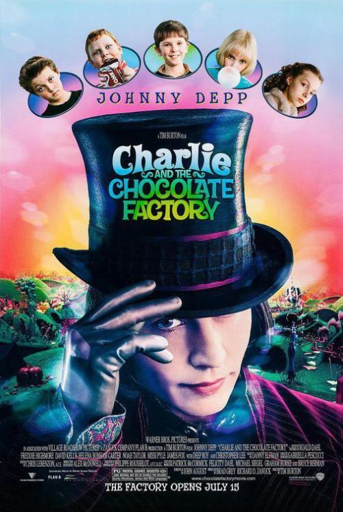 عکس فیلم چارلی و کارخانه شکلات سازی
