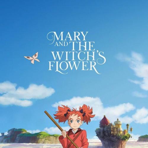 انیمیشن ماری و گل جادویی