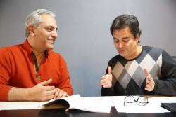 مهران مدیری و پیمان قاسمخانی با «هیولا» به شبکه نمایش خانگی میآیند | عکس