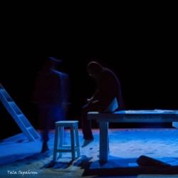 نمایش مرگ و پنگوین | عکس