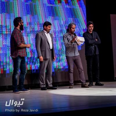 گزارش تصویری تیوال از مراسم اختتامیه نوزدهمین جشنواره تئاتر دانشگاهی (سری دوم) / عکاس: رضا جاویدی | عکس